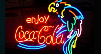 Exposed Neon Sign-Color