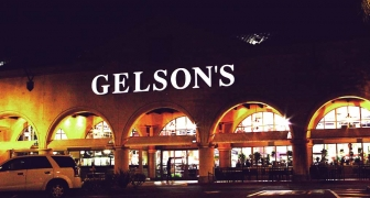 Gelson Channel letters- Wall sign