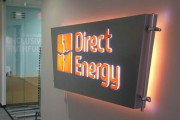 Direct Energy sign