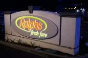 Ralphs Monument Signs