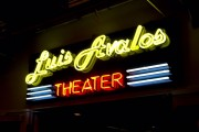 luis avalos neon sign