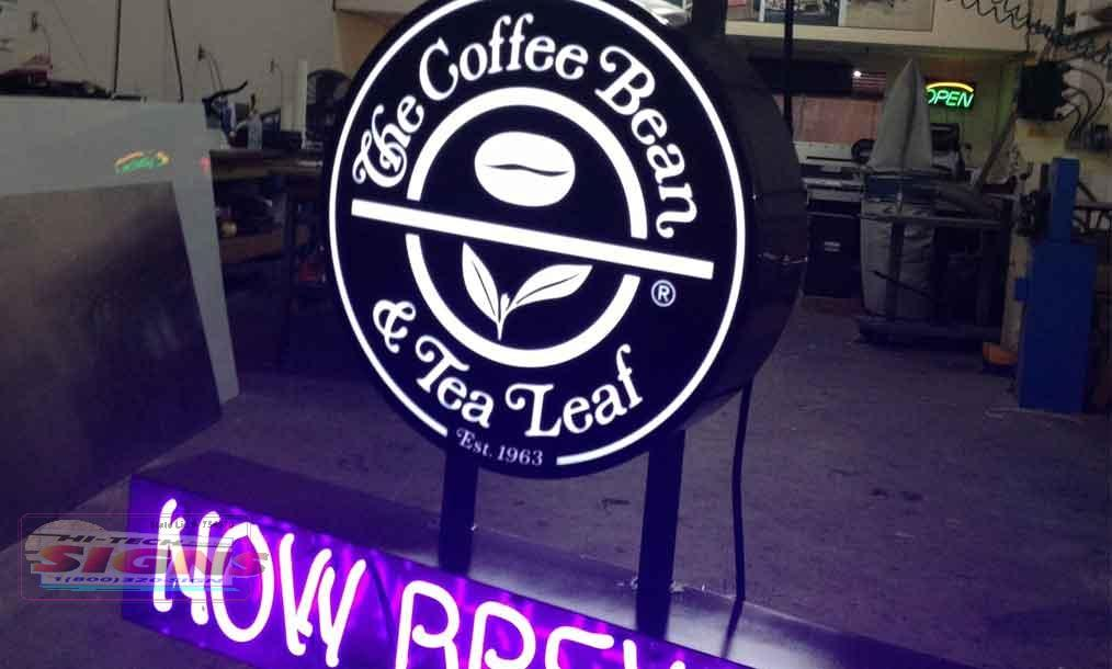 neon signs - neon sign fabrication - neon sign installation